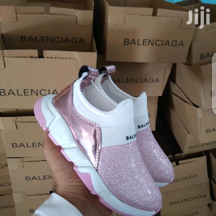Balenciaga Girls Sneakers