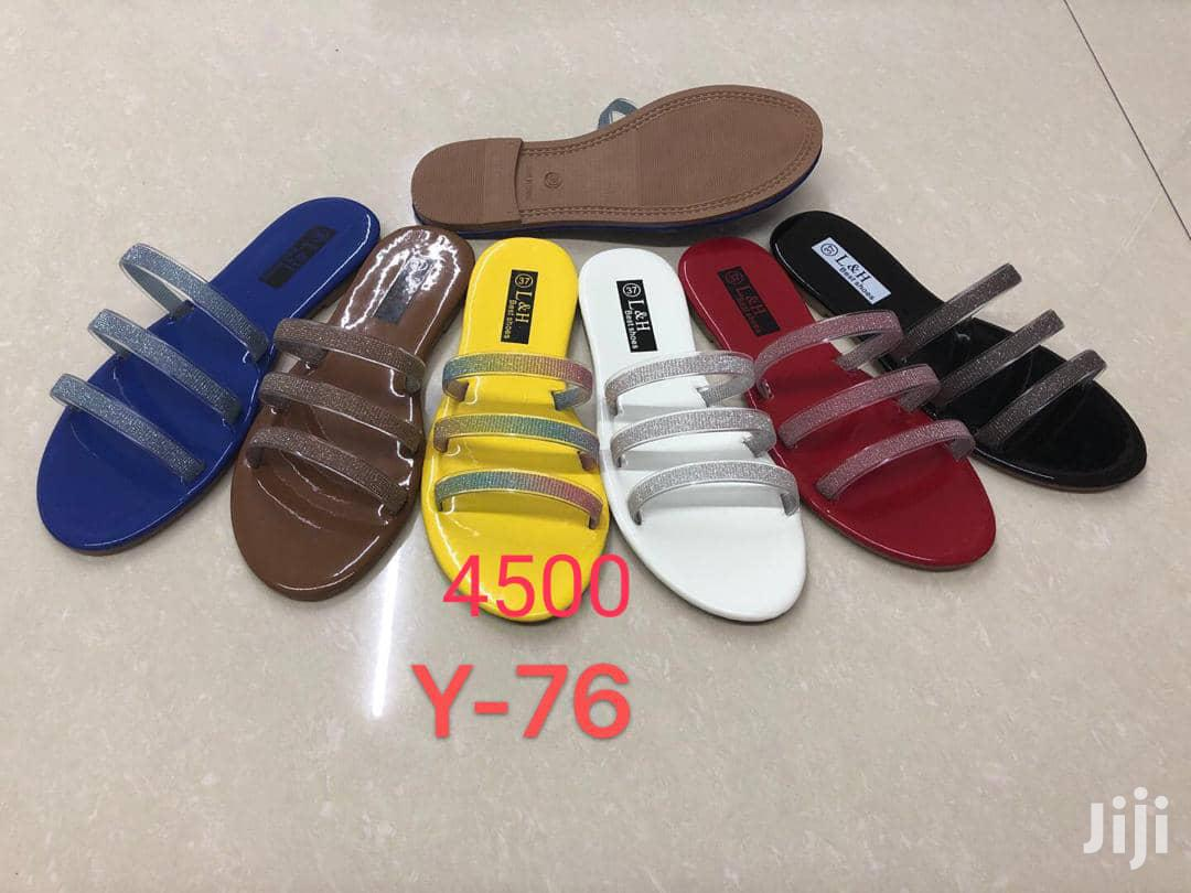 Archive: Sandals Available