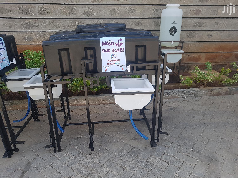 3 Sinks Handwashing Station | Plumbing & Water Supply for sale in Nairobi Central, Nairobi, Kenya