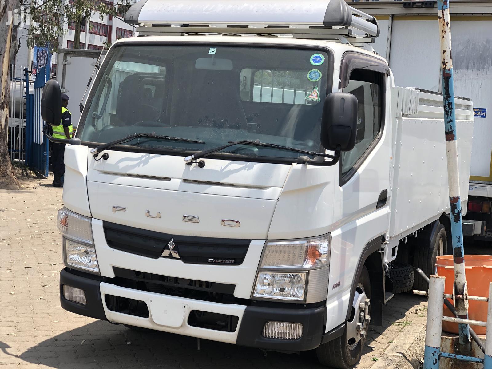 2014 Mitsubishi Canter 3,000cc DIESEL