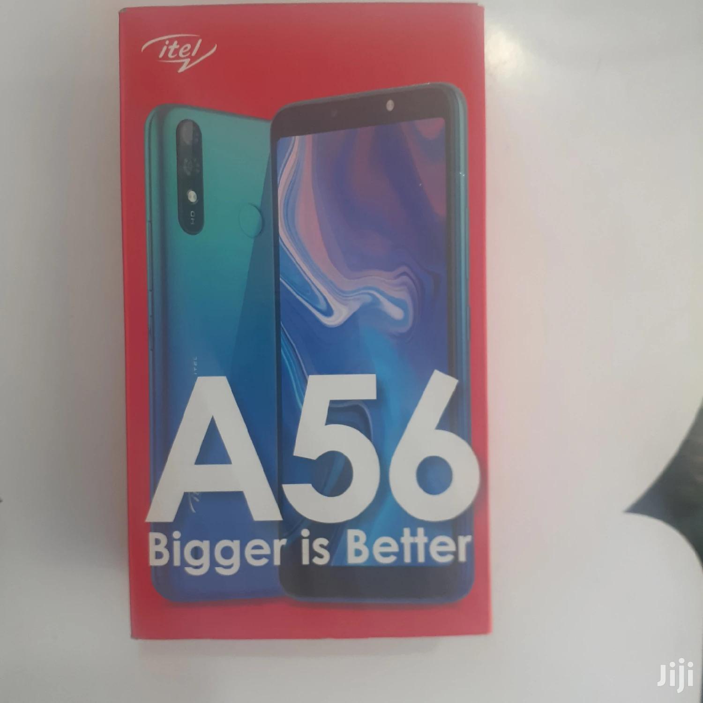 New Itel A56 16 GB Black | Mobile Phones for sale in Nairobi Central, Nairobi, Kenya