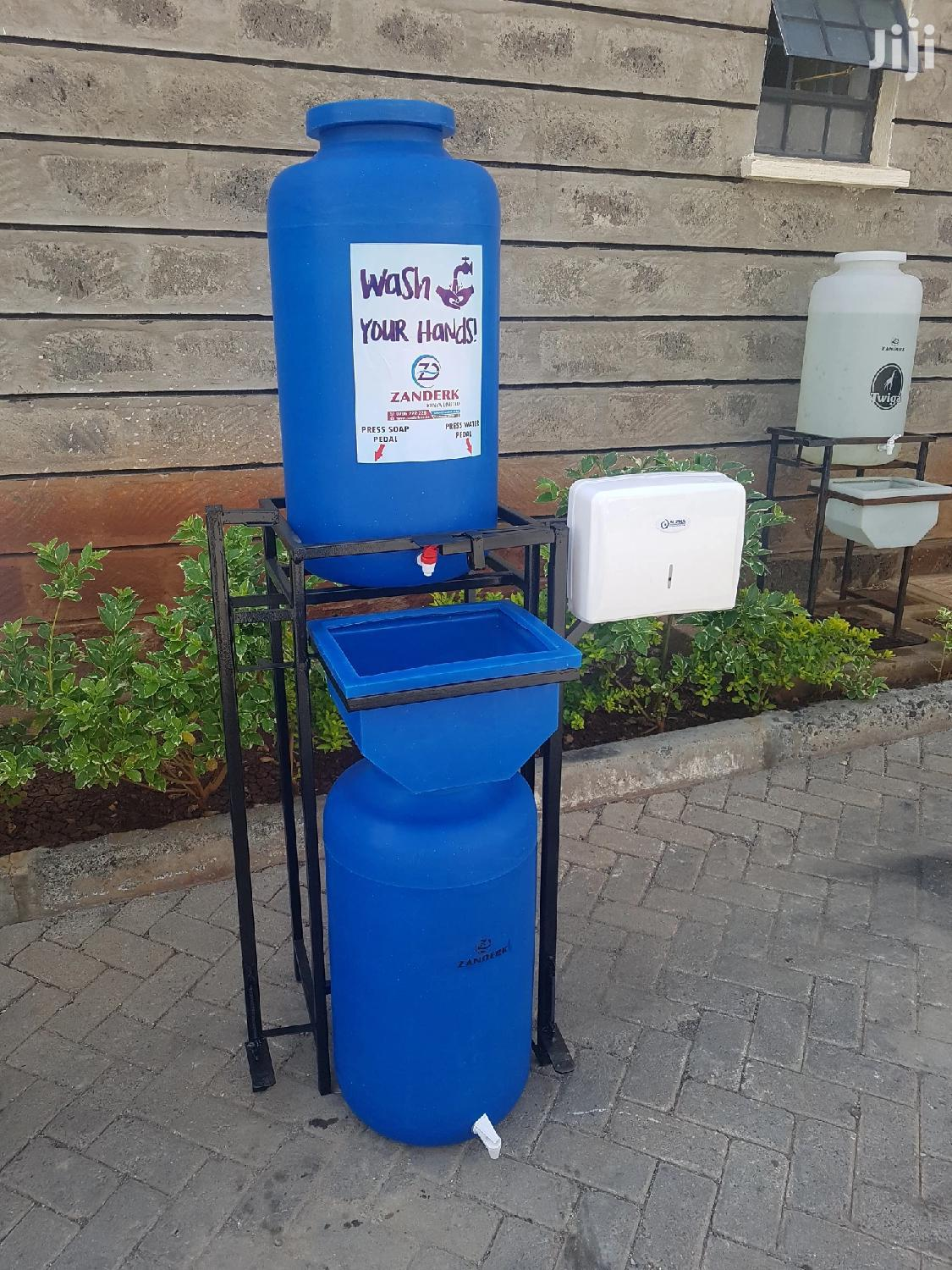 Double Pedal With Twin 60 Litres Handwashing Station   Plumbing & Water Supply for sale in Nairobi Central, Nairobi, Kenya