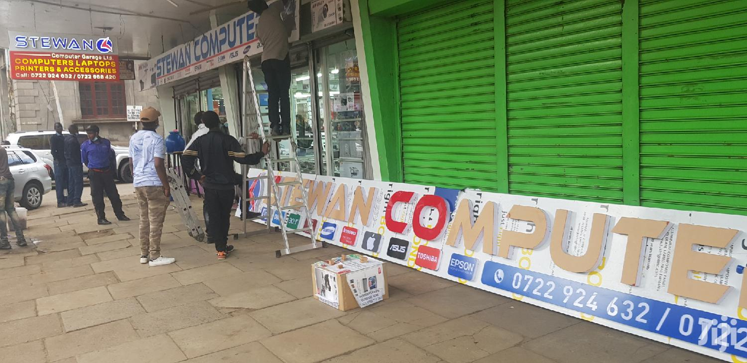 Outdoor 3d Signage   Printing Services for sale in Nairobi Central, Nairobi, Kenya