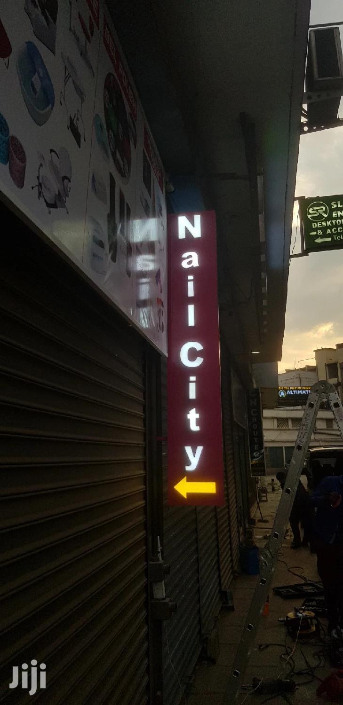 3d Signage | Printing Services for sale in Nairobi Central, Nairobi, Kenya