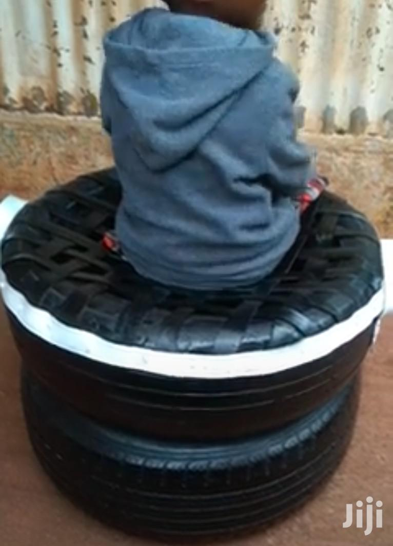 Archive: DIY Tyre Chairs Tables