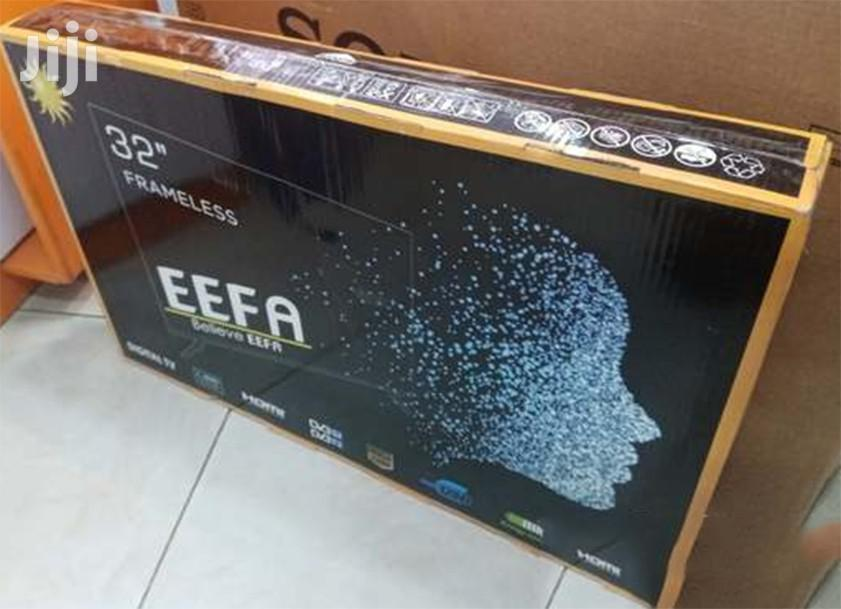 32 Inches Frameless Digital Inbuilt Decoder LED EEFA TV