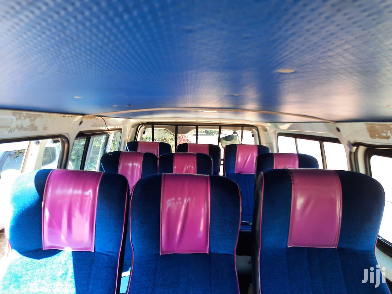 Toyota Hiace KCS 2011 White | Buses & Microbuses for sale in Karen, Nairobi, Kenya