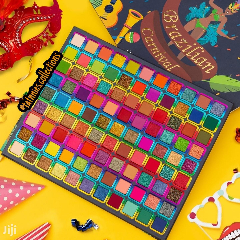Archive: Brazillian Carnival Palette