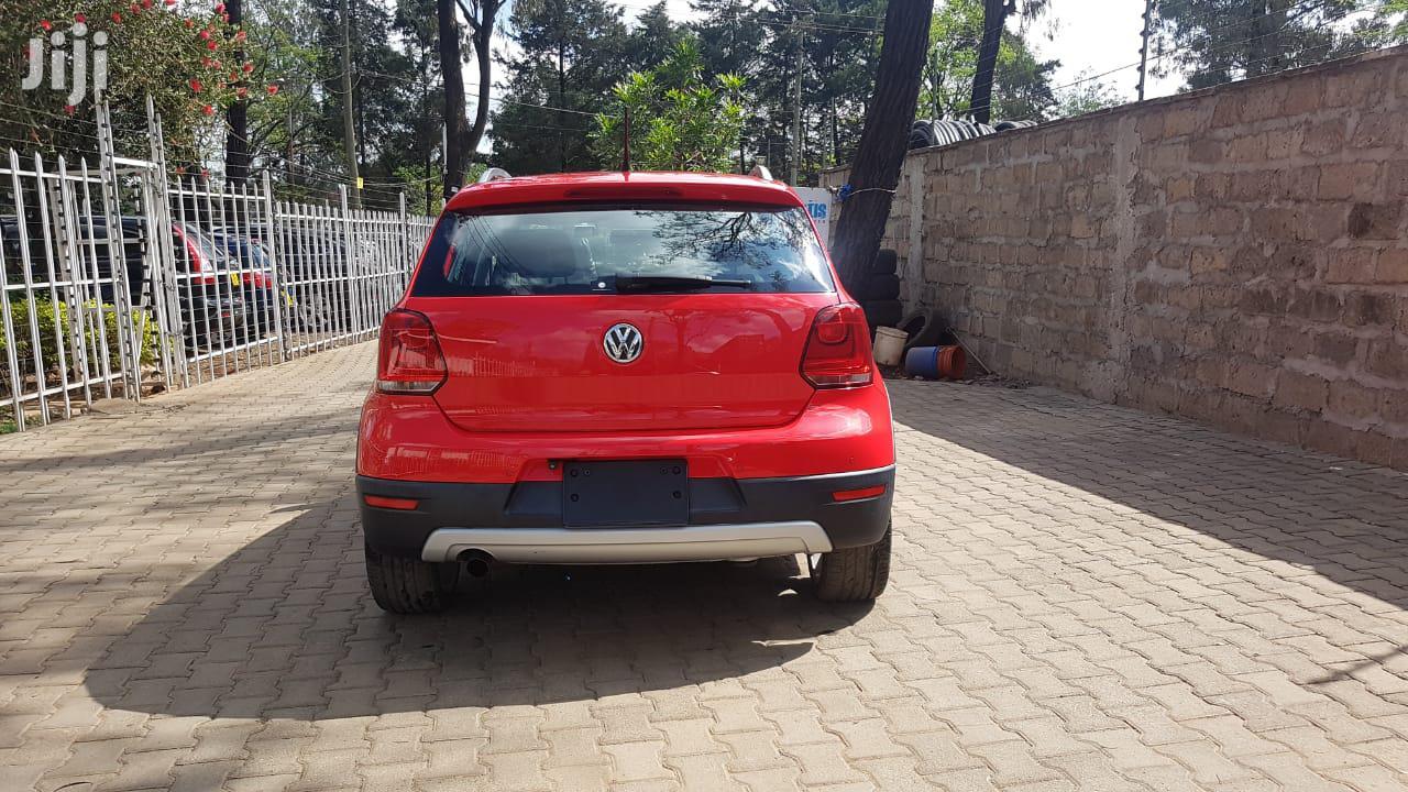Volkswagen Polo 2013 Red | Cars for sale in Lavington, Nairobi, Kenya