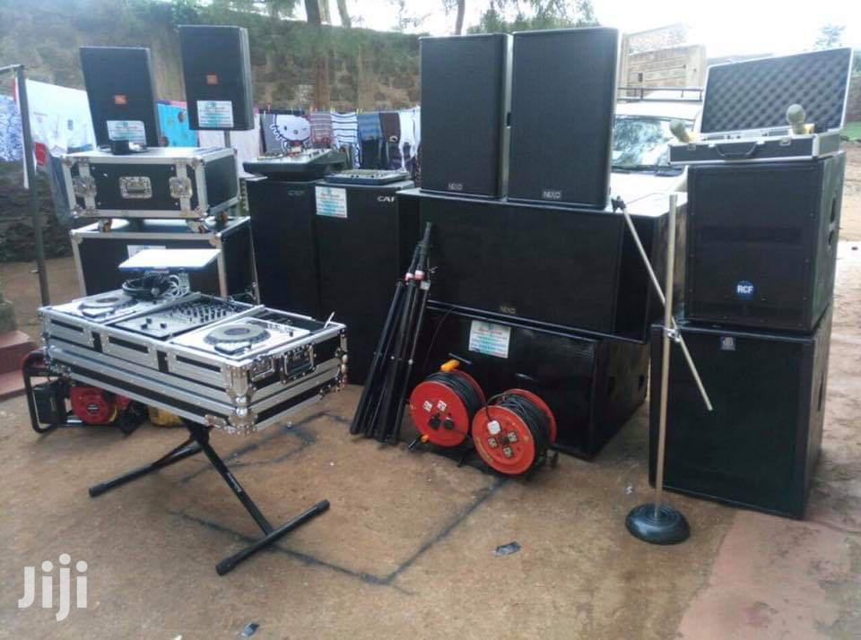Impact Events PA System For Hire | DJ & Entertainment Services for sale in Pangani, Nairobi, Kenya