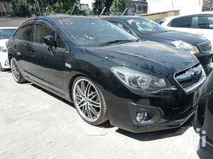 Subaru Impreza 2013 2.0i Sport Premium Black | Cars for sale in Mombasa, Mvita