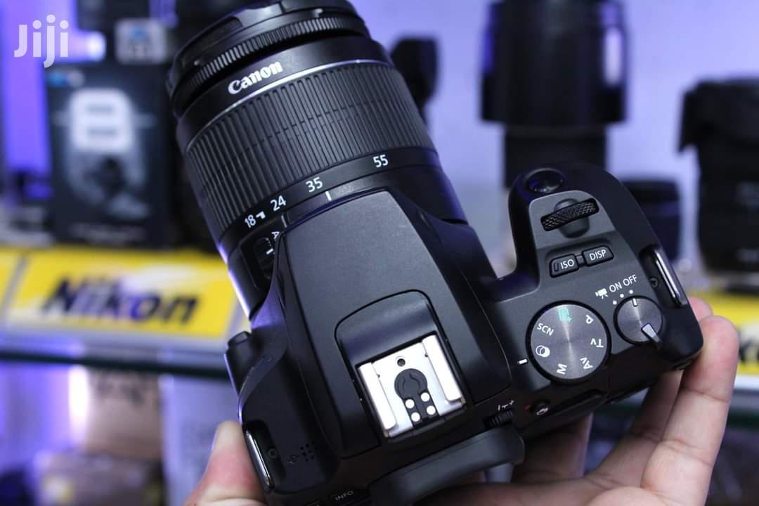 24MP Dual Pixel Sensor, Captures 4K Video Quality.