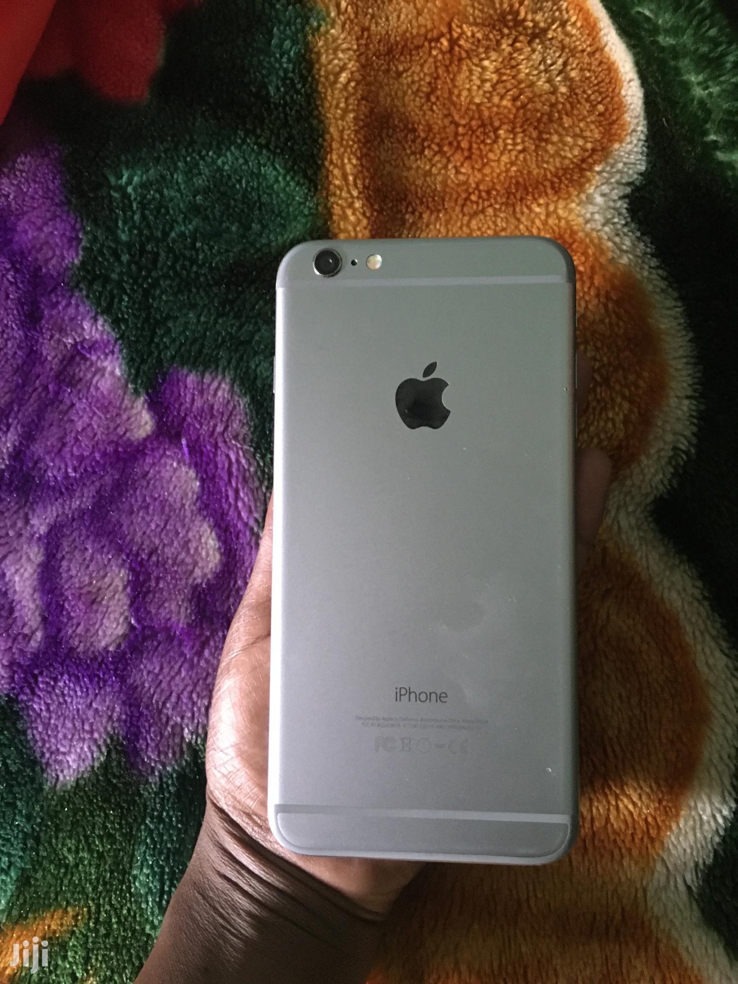 Archive: Apple iPhone 6 Plus 16 GB Gray