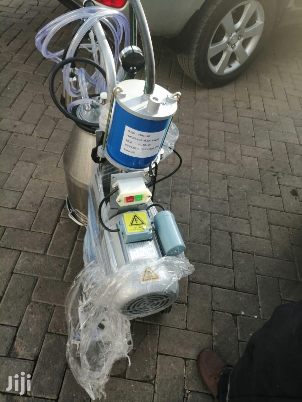 Brand New Milking Machine