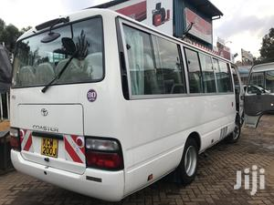 Toyota Coaster 2012 White For Sale | Buses & Microbuses for sale in Nairobi, Westlands