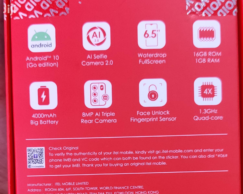Archive: New Itel S15 16 GB Black