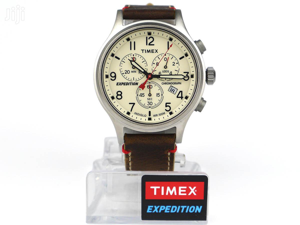 Timex Expedition Scout Chronograph Mens Watch