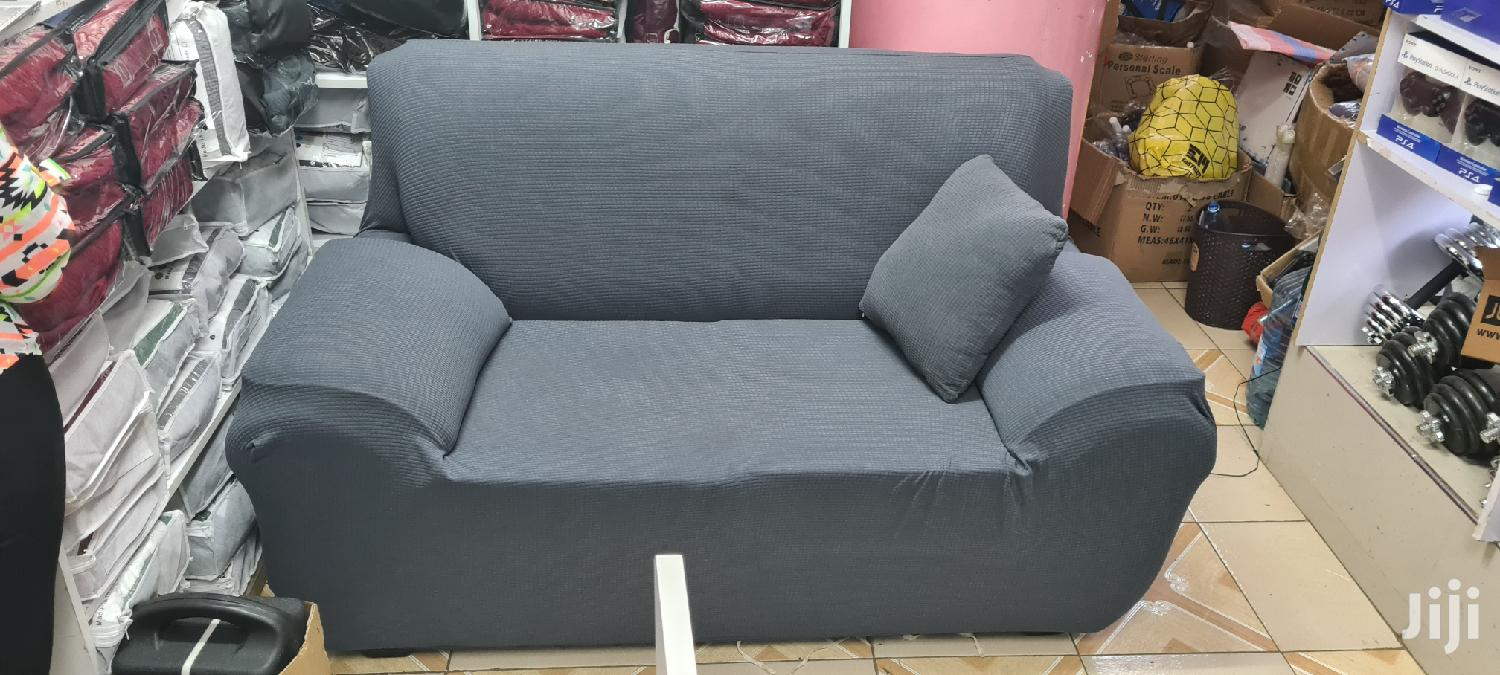 Stretchable Sofa Covers 5 Seater 3,1,1 | Furniture for sale in Nairobi Central, Nairobi, Kenya