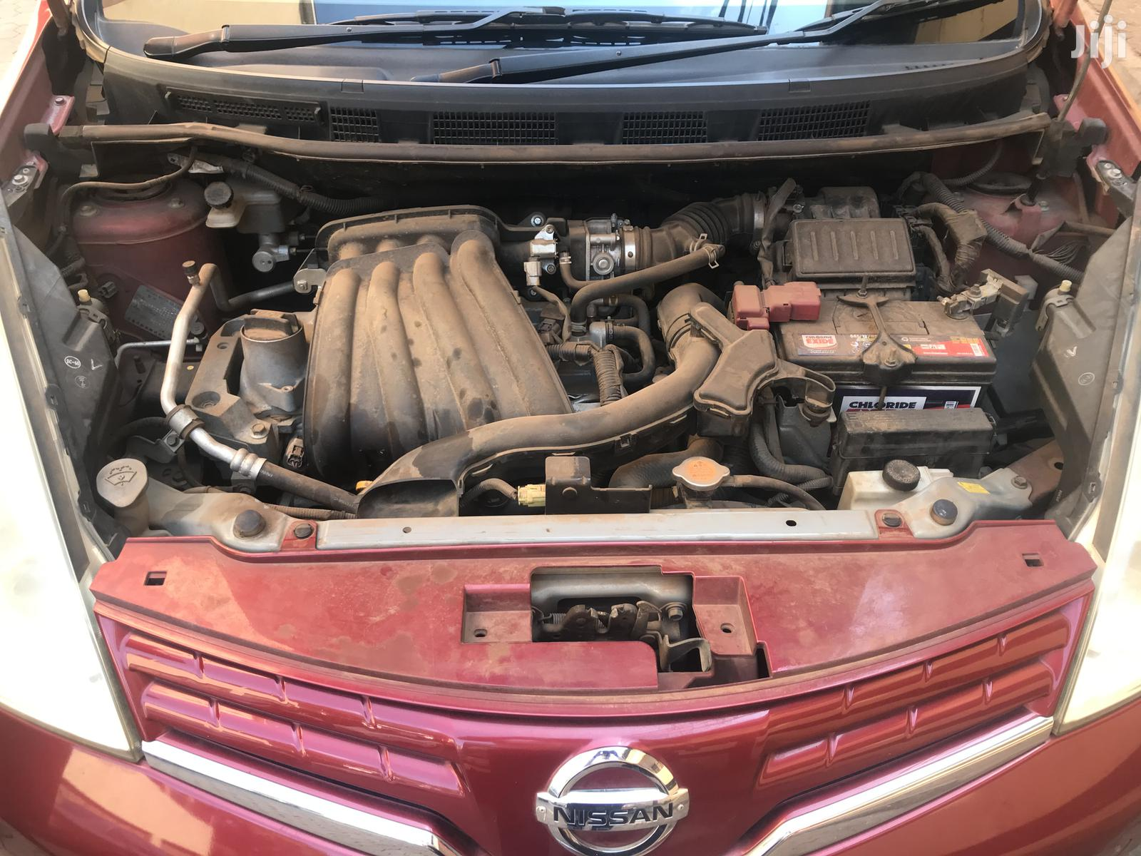Nissan Note 2011 1.4 Red | Cars for sale in Nairobi Central, Nairobi, Kenya