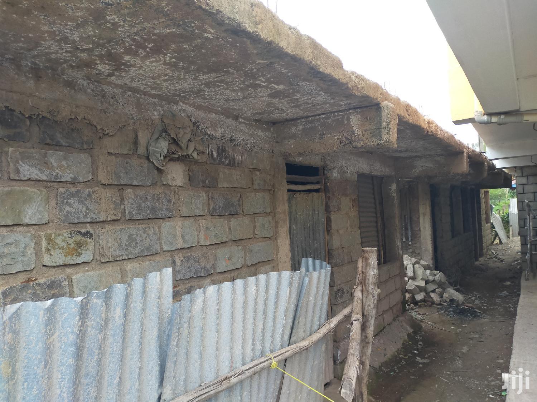 Archive: Unfinished Rental Flat in Kisumu Lolwe on 0.02ha