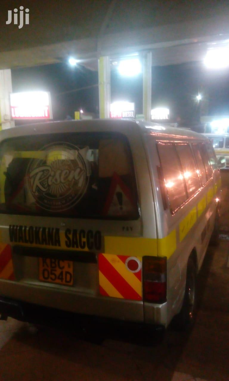 Nissan Matatu,Still Operating   Buses & Microbuses for sale in Kabete, Kiambu, Kenya
