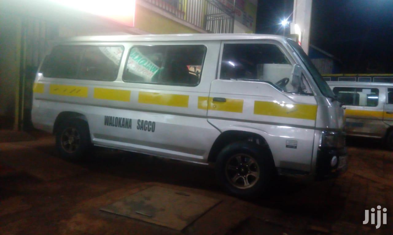 Nissan Matatu,Still Operating