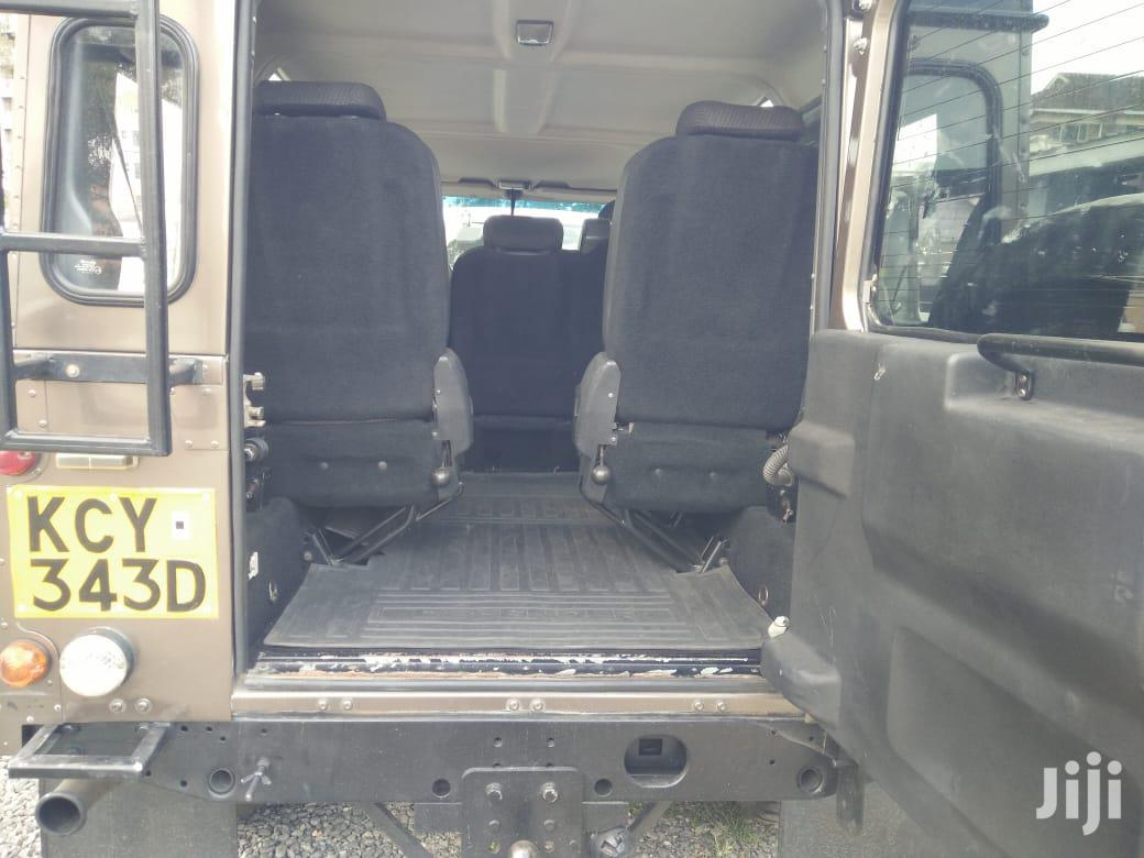 Land Rover Defender 2013 Gray | Cars for sale in Kilimani, Nairobi, Kenya