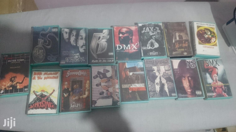 Music Cassette Tapes | CDs & DVDs for sale in Nairobi Central, Nairobi, Kenya
