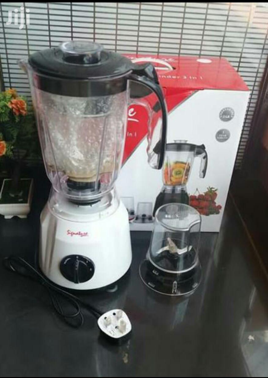 Signature Blender 3 in 1