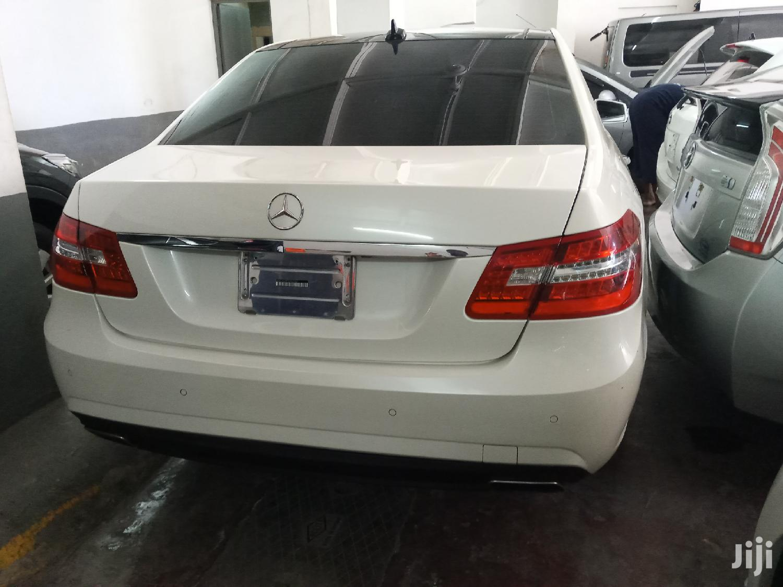 Mercedes-Benz E250 2013 White | Cars for sale in Mvita, Mombasa, Kenya