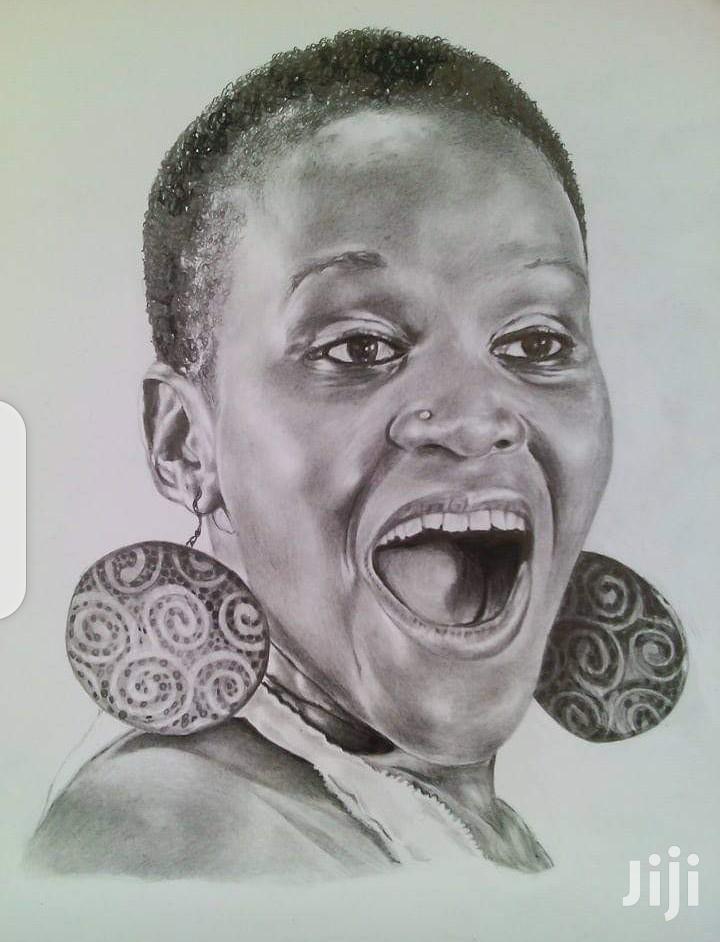 Archive: Pencil Portrait Artist
