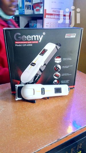 Geemy Rechargeable Shaver | Tools & Accessories for sale in Nairobi, Nairobi Central