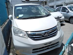 Honda Freed 2013 White | Cars for sale in Mvita, Majengo