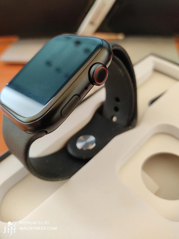 Fitness Tracker Bluetooth Smartwatch Bracelet Apple Design   Smart Watches & Trackers for sale in Nairobi Central, Nairobi, Kenya