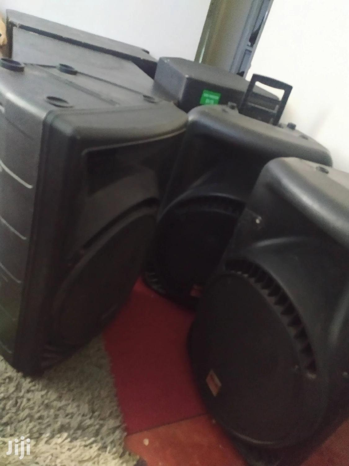 PA / Sound System for Hire