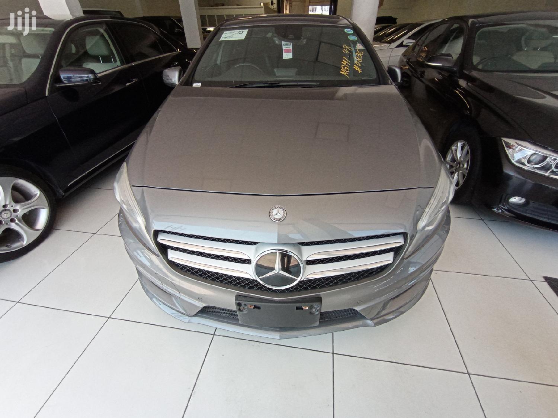 Mercedes-Benz A-Class 2013 Gray