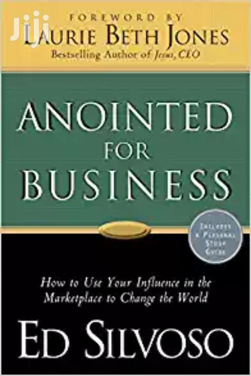Anointed For Business Ed Silvoso