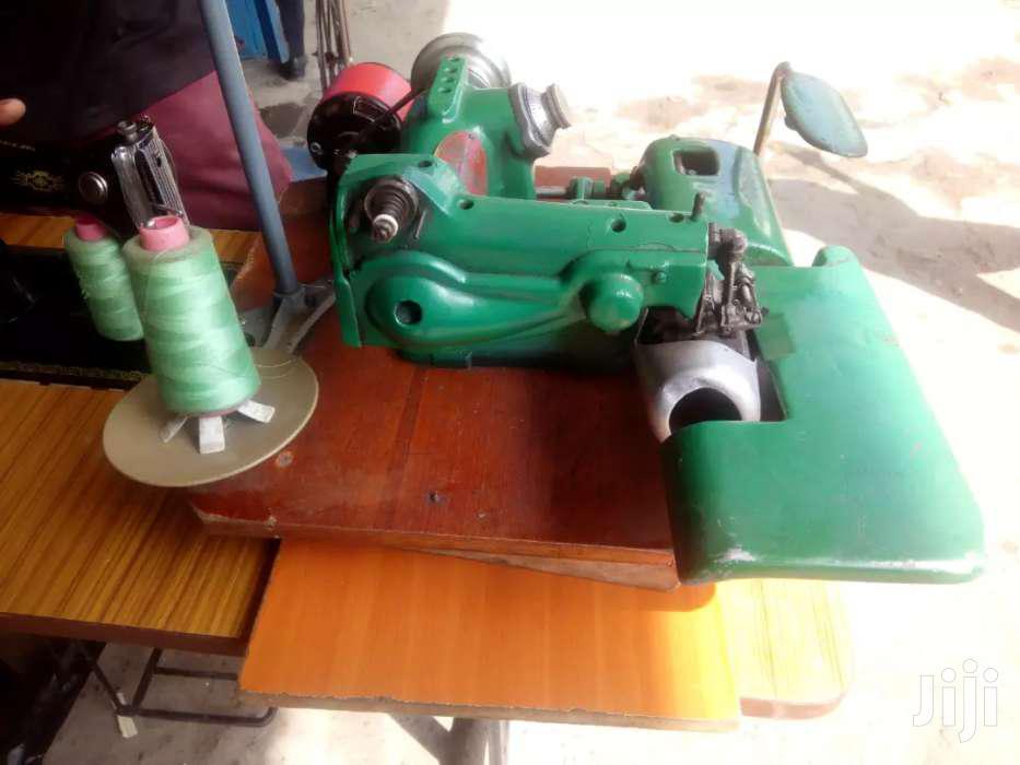 HIDDEN STITCH HEMMING MACHINE
