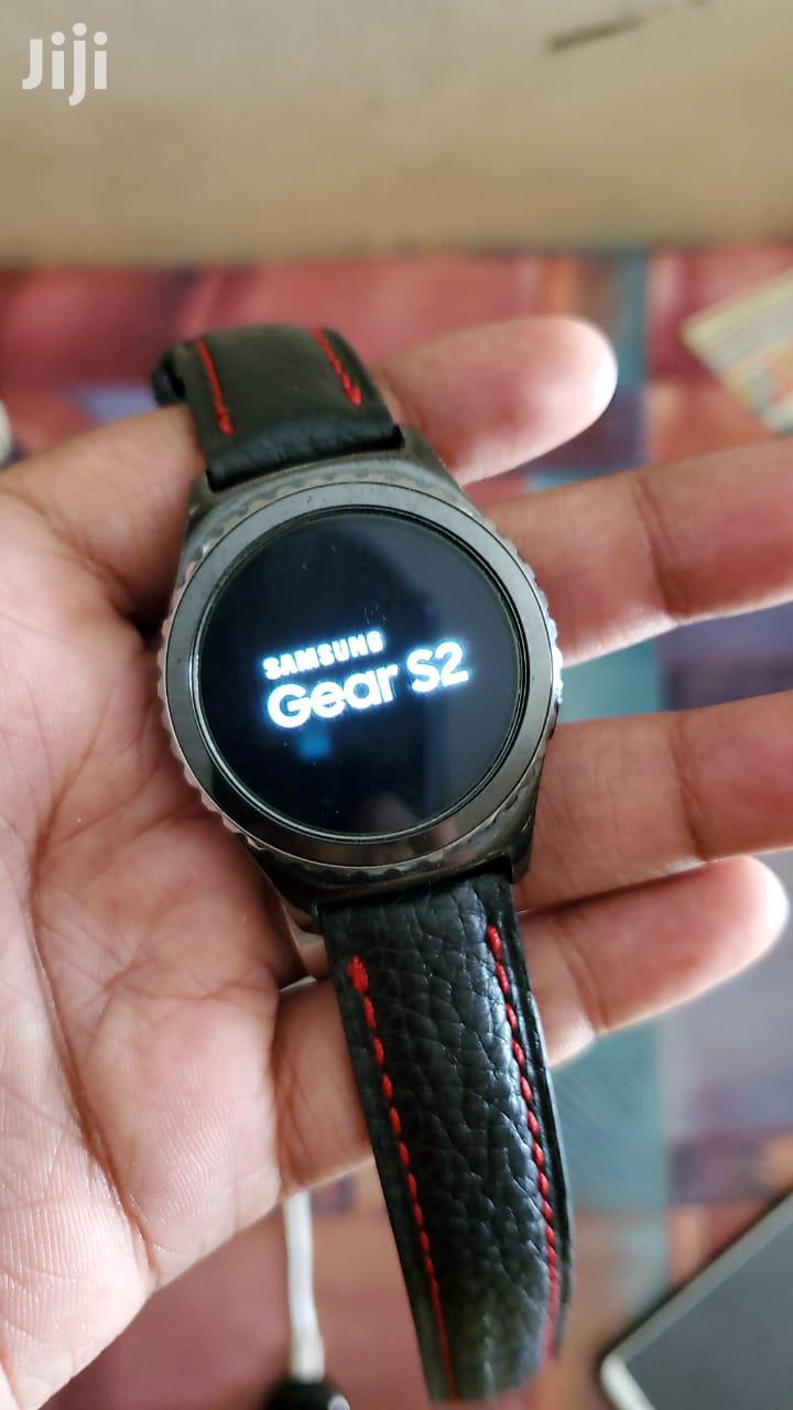 Used Samsung S2 Watch Original | Smart Watches & Trackers for sale in Tudor, Mombasa, Kenya