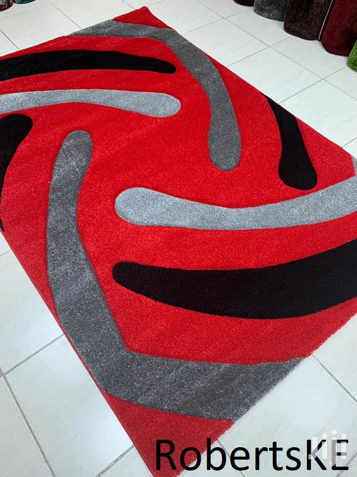 Archive: Red And Black Carpet