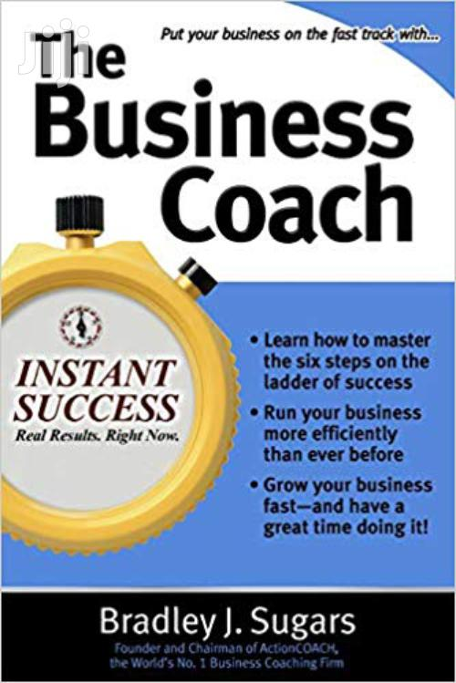 The Business Coach Bradley Sugars