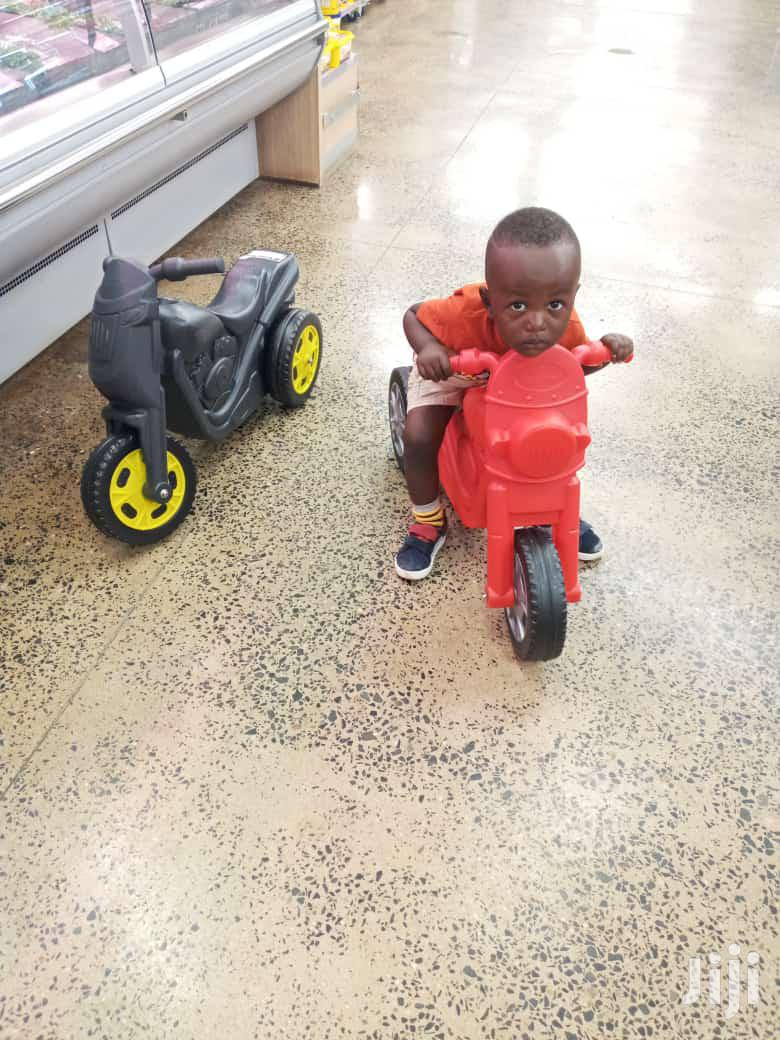 3-wheeled Toy Big Bike Ride On Up To 50 Kg Kids Bicycle