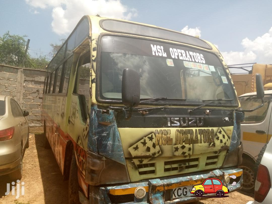 Isuzu NQR Bus On Sale | Buses & Microbuses for sale in Nairobi Central, Nairobi, Kenya