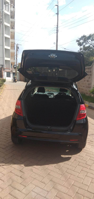Honda Fit 2012 Automatic Black | Cars for sale in Kilimani, Nairobi, Kenya