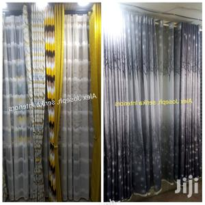 Grey Curtains   Home Accessories for sale in Nairobi, Nairobi Central
