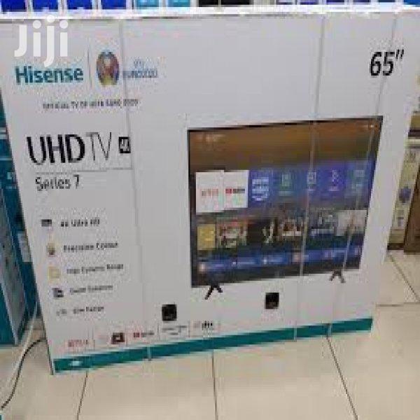 Archive: Hisense 65 Inch Smart 4k Frameless