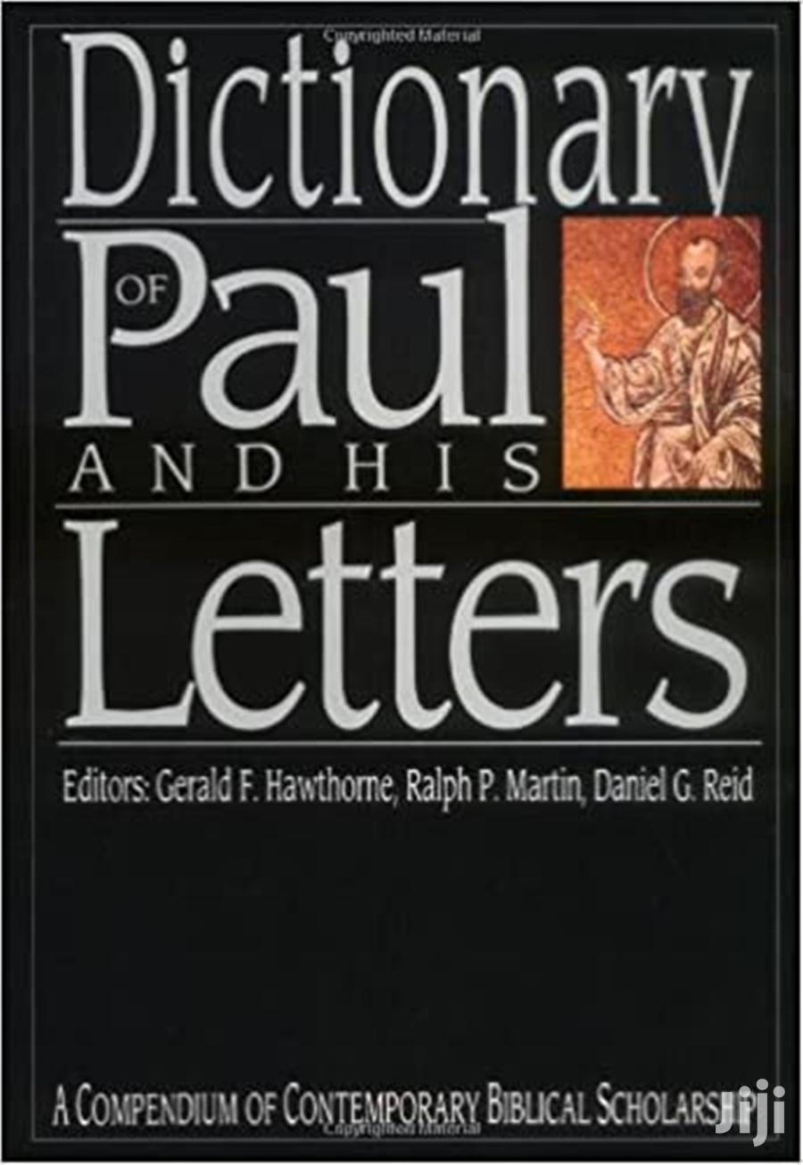 Dictionary of Paul and His Letters-Gerald F. Hawthorne