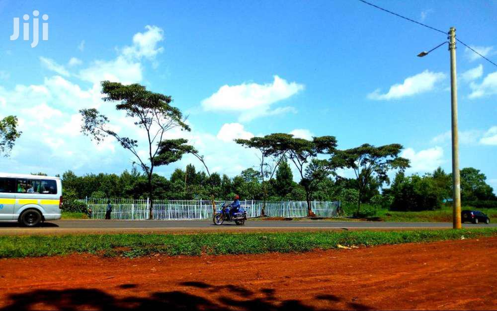 Nyeri Gatitu Appx.1/4 Acre on Tarmac for Lease or Renting.