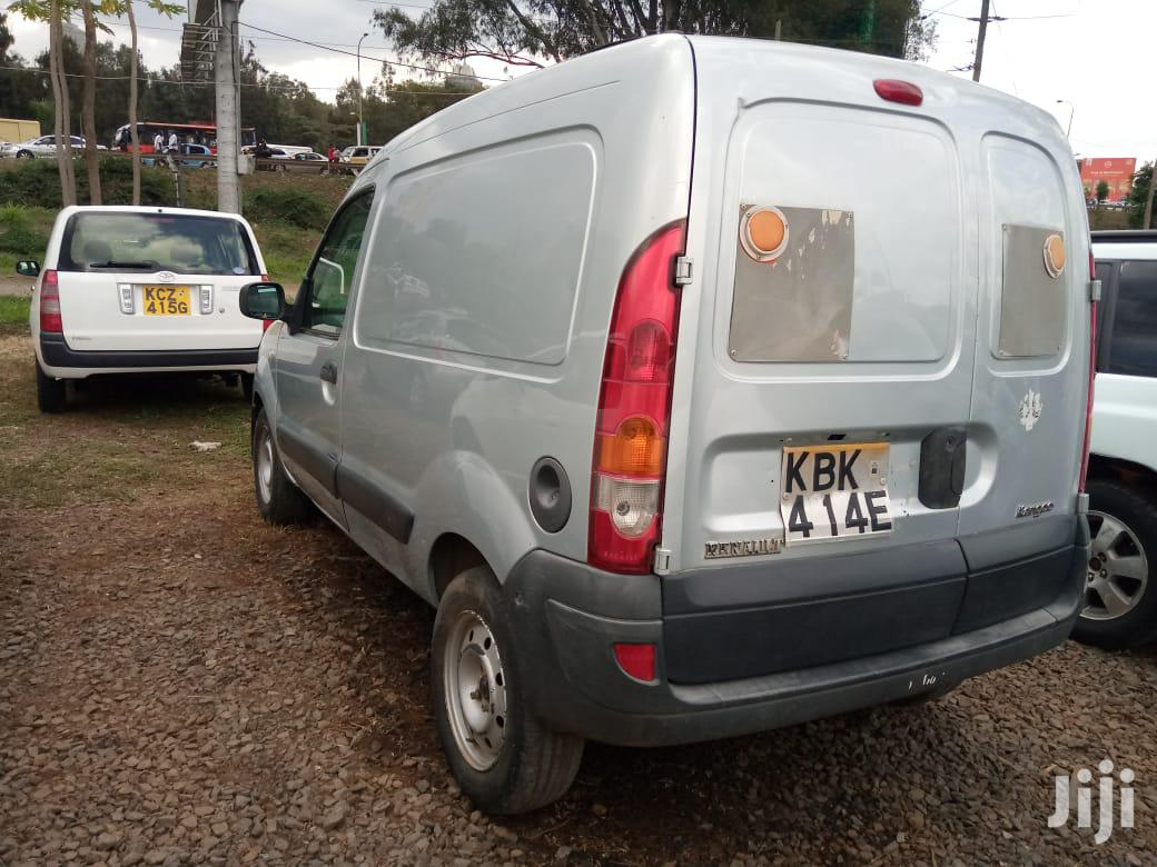 Renault Kangoo 2008 Silver | Cars for sale in Nairobi Central, Nairobi, Kenya