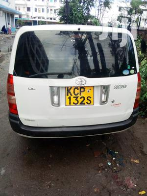 Toyota Succeed 2010 White | Cars for sale in Mombasa, Kisauni